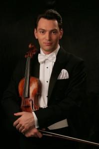 Карэн Шахгалдян (скрипка)