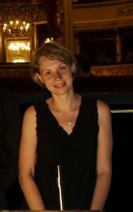 Наталия Береславцева (флейта)