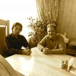 20/11/2013, Мск, Рахманиновский зал МГК. Владимир Байков (бас-баритон), Яков Кацнельсон (фортепиано)